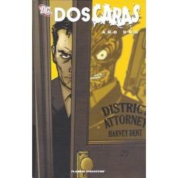 BATMAN / DOS CARAS: AÑO UNO