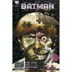 BATMAN: ARKHAM RENACIDO