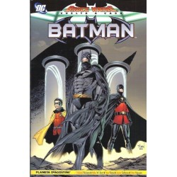 BATMAN-BRUCE WAYNE: VUELTA A CASA
