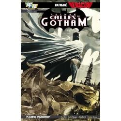 BATMAN: CALLES DE GOTHAM Nº 1