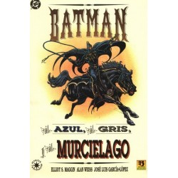 BATMAN: EL AZUL, EL GRIS Y EL NEGRO