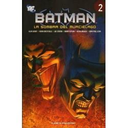 BATMAN: LA SOMBRA DEL MURCIÉLAGO Nº 2