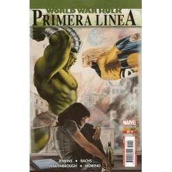 WORLD WAR HULK: PRIMERA LÍNEA Nº 4