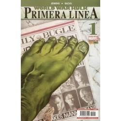 WORLD WAR HULK: PRIMERA LÍNEA Nº 1