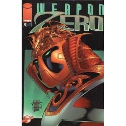 WEAPON ZERO Nº 4