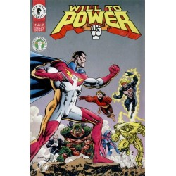 WILL TO POWER Nº 4