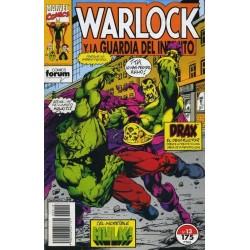WARLOCK Y LA GUARDIA DEL INFINITO Nº 13