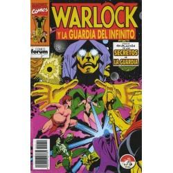 WARLOCK Y LA GUARDIA DEL INFINITO Nº 11