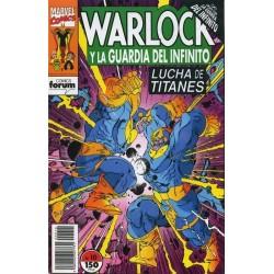 WARLOCK Y LA GUARDIA DEL INFINITO Nº 10