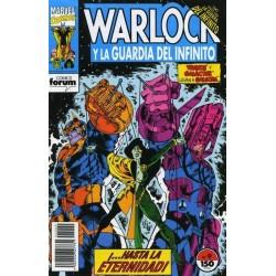 WARLOCK Y LA GUARDIA DEL INFINITO Nº 9