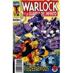 WARLOCK Y LA GUARDIA DEL INFINITO Nº 5