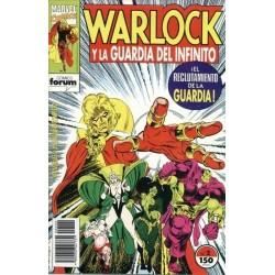 WARLOCK Y LA GUARDIA DEL INFINITO Nº 2