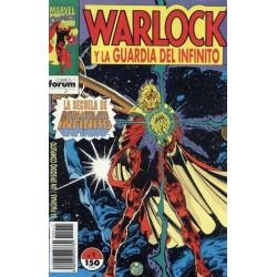 WARLOCK Y LA GUARDIA DEL INFINITO Nº 1