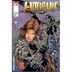 WITCHBLADE Nº 10