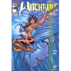 WITCHBLADE Nº 9