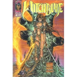 WITCHBLADE Nº 4