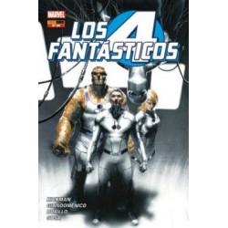 LOS 4 FANTÁSTICOS VOL.7 Nº 55