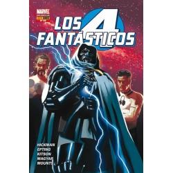 LOS 4 FANTÁSTICOS VOL.7 Nº 52