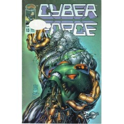 CYBER FORCE VOL.1 Nº 13