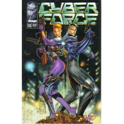 CYBER FORCE VOL.1 Nº 10