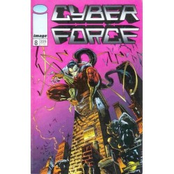CYBER FORCE VOL.1 Nº 8