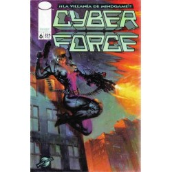 CYBER FORCE VOL.1 Nº 6