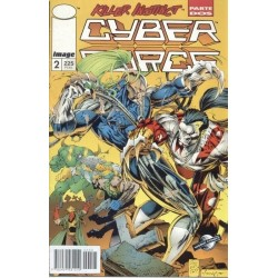 CYBER FORCE VOL.1 Nº 2