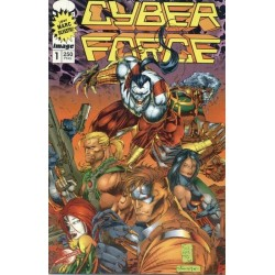 CYBER FORCE VOL.1 Nº 1