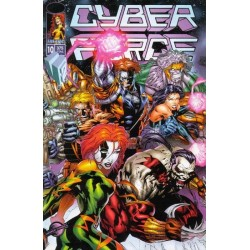 CYBER FORCE VOL.2 Nº 10
