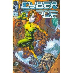 CYBER FORCE VOL.2 Nº 8