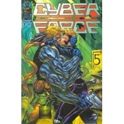 CYBER FORCE VOL.2 Nº 7