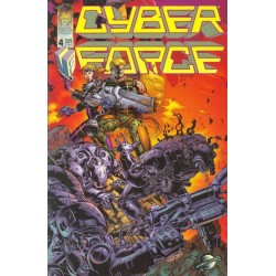 CYBER FORCE VOL.2 Nº 4