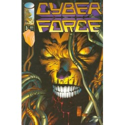 CYBER FORCE VOL.2 Nº 3