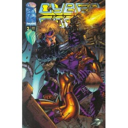 CYBER FORCE VOL.2 Nº 2