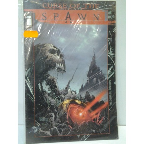 CURSE OF THE SPAWN Nº 23