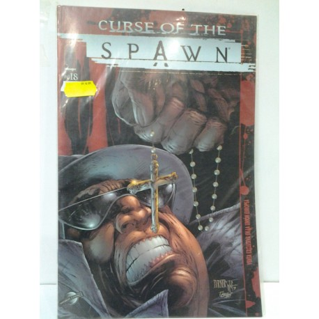 CURSE OF THE SPAWN Nº 18