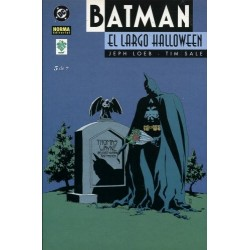 BATMAN: EL LARGO HALLOWEEN Nº 5