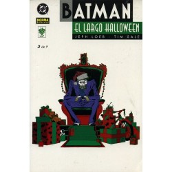 BATMAN: EL LARGO HALLOWEEN Nº 2