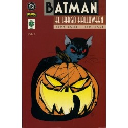 BATMAN: EL LARGO HALLOWEEN Nº 1