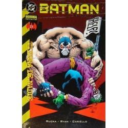 BATMAN: TIERRA DE NADIE Nº 23