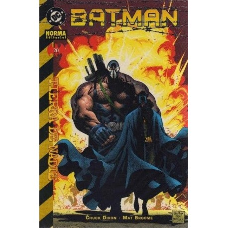 BATMAN: TIERRA DE NADIE Nº 20