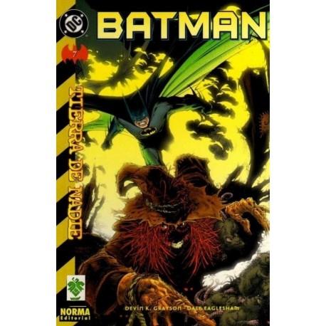 BATMAN: TIERRA DE NADIE Nº 7