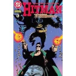 HITMAN: FURIA EN ARKHAM Nº 1