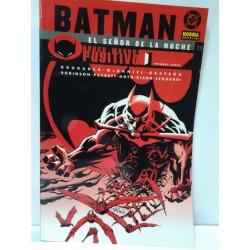 BATMAN: EL SEÑOR DE LA NOCHE Nº 15