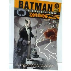 BATMAN: EL SEÑOR DE LA NOCHE Nº 14