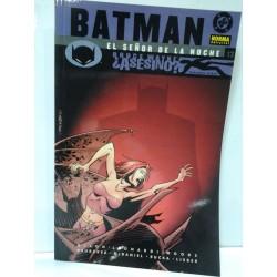 BATMAN: EL SEÑOR DE LA NOCHE Nº 13