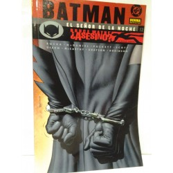 BATMAN: EL SEÑOR DE LA NOCHE Nº 12