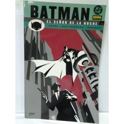 BATMAN: EL SEÑOR DE LA NOCHE Nº 10