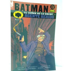 BATMAN: EL SEÑOR DE LA NOCHE Nº 6