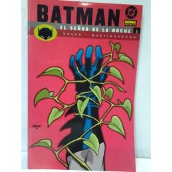 BATMAN: EL SEÑOR DE LA NOCHE Nº 5